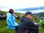 Fjelltur Kvinnherad 17-19.08.2012